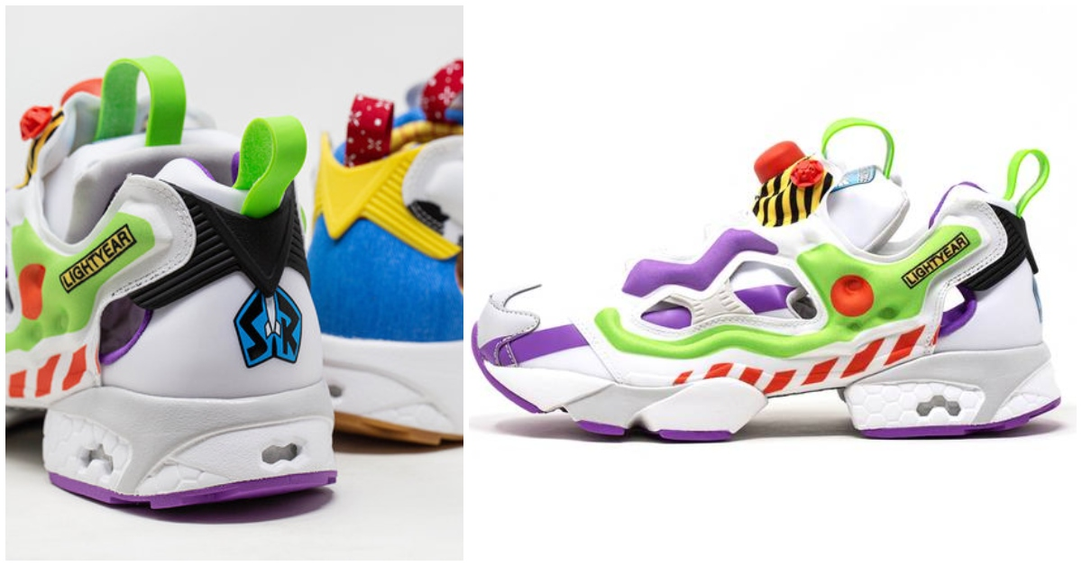 Love Toy Story? Then you'll love these epic new sneakers